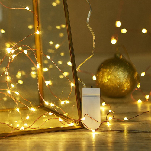 Batter Powered / Portable LED String Lights