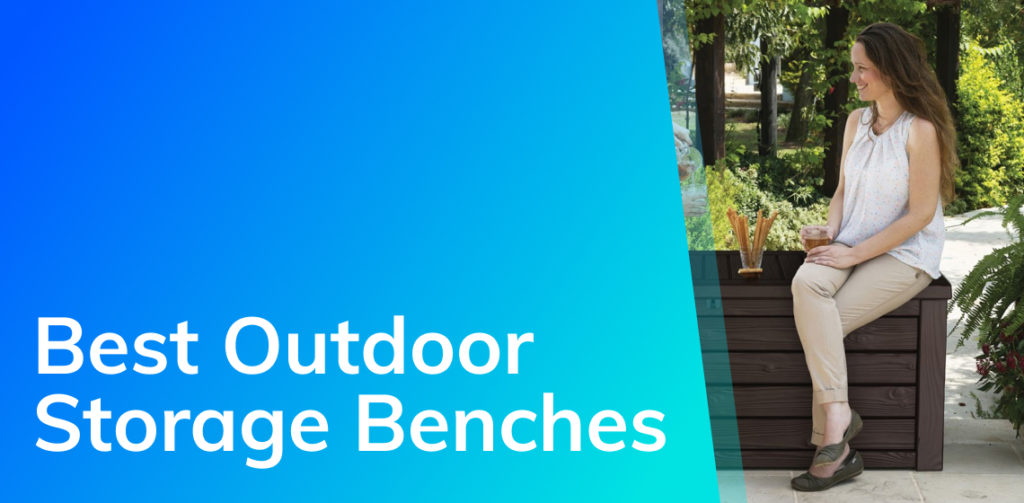 Best Outdoor Storage Benches