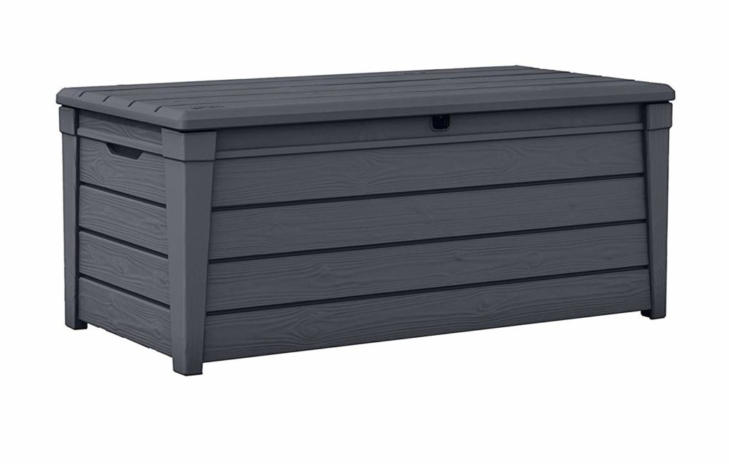 Deck Storage Box (and bench)